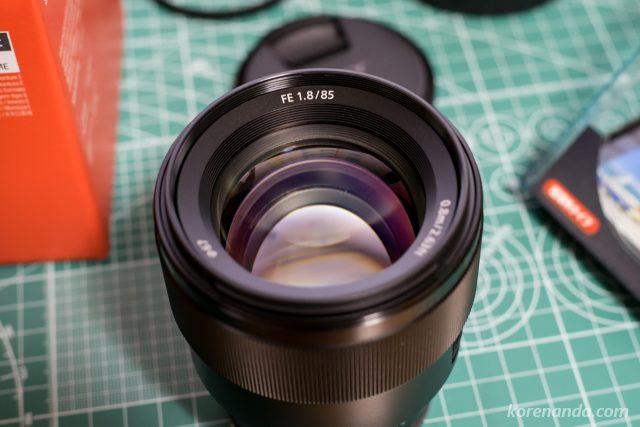 SONY FE 85mm F1.8 SEL85F18